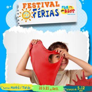 Festival de Férias Funk Kids